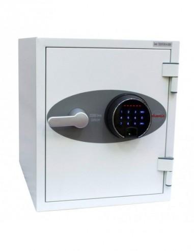 coffre-fort-ignifuge-60-minutes-Coffre Fort À Serrure Biométrique Datacare Ds2001f