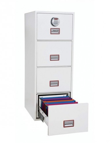armoire-de-securite-Armoire De Classement Ignifuge World Class Vertical 31″ FS2264E Serrure Electronique