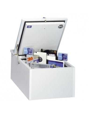 coffre-fort-Coffret Ignifuge Protection Pour Données Informatiques Fsdpi08