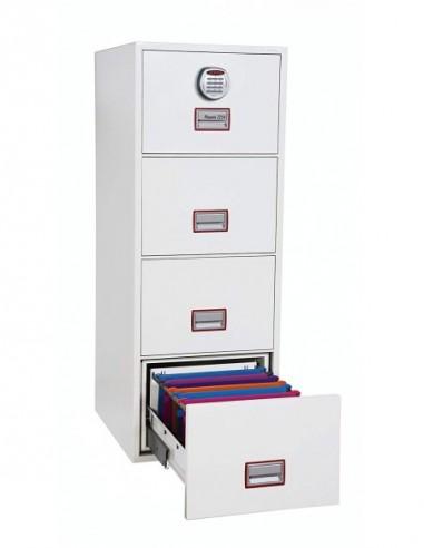 armoire-de-securite-Armoire De Classement Ignifuge World Class Vertical 25″ FS2254E Serrure Electronique