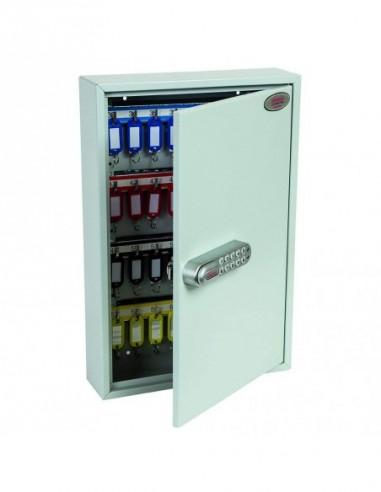 coffre-fort-pour-cle-Boîte À Clés Mécanisme De Verrouillage À Enclenchement Électronique Kc0602s