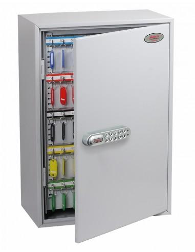 coffre-fort-pour-cle-Boîte À Clés Mécanisme De Verrouillage À Enclenchement Électronique Kc0604s