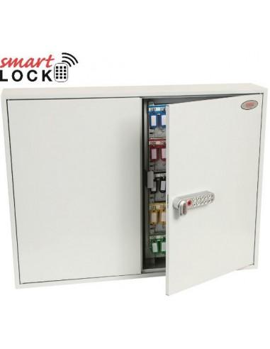 coffre-fort-pour-cle-Boîte À Clef Équipée Du Verrouillage Électronique Netcode 1000 Kc0606n