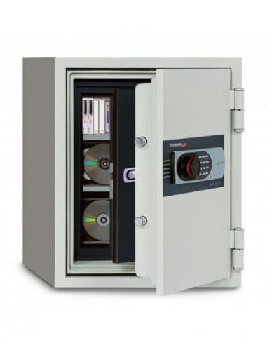 coffre-fort-ignifuge-90-minutes-Coffre Fort Ignifuge Serrure À Combinaison Electronique Digitale 070 Sde
