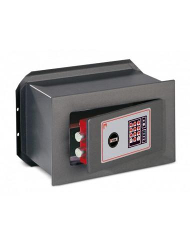 coffre-fort-encastrable-de-securite-Coffre Fort À Emmurer Serrure À Combinaison Electronique Digitale Stk/3p