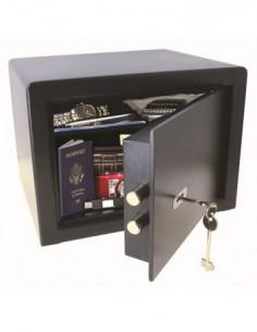 coffres-forts-de-securite-HERACLES Coffre-fort à clé 7L