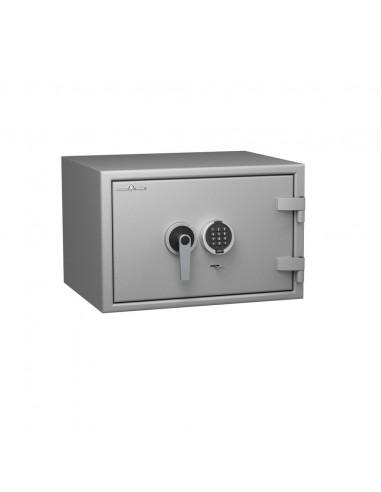 coffre-fort-ignifuge-60-minutes-Coffre Fort Hartmann Tresore Gamme Protect Duo54 Classe 0 Serrure À Clés + Électronique