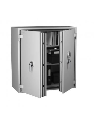 armoire-de-securite-Armoire Forte Ignifuge Papier 1 heure Protect Fire 246 Serrure Electronique