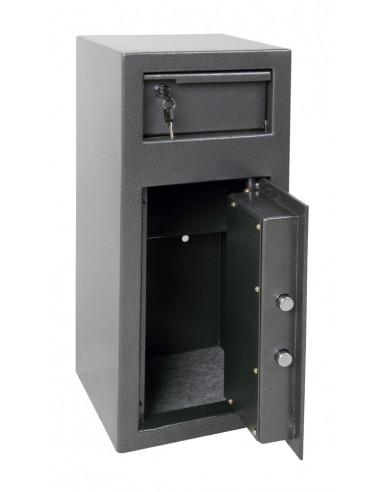 coffre-fort-agree-Coffre Fort De Sécurité Phoenix Cash Deposit SS0992ED