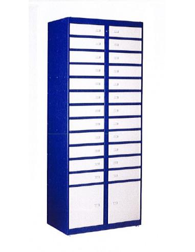 armoire-de-securite-Casiers De Stockage Phoenix Safe SL0026