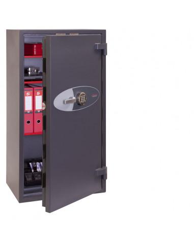 coffre-fort-ignifuge-30-minutes-Coffre Fort Ignifuge Phoenix Safe Mercury HS2054E