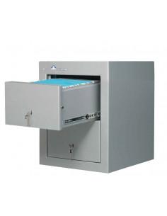 armoires-casiers-de-rangement-Armoire Forte À 2 Tiroirs...