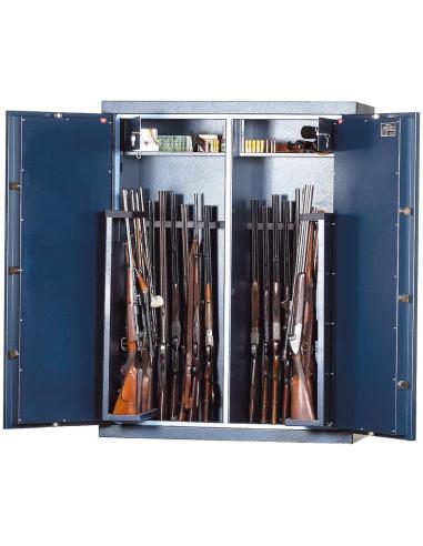 Armoire Forte A Fusils Hartmann Tresore Anti Feu Wt634