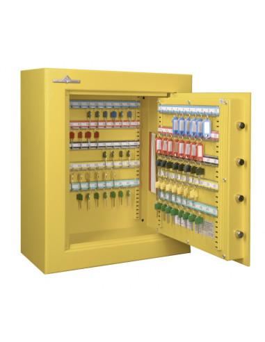 armoire-a-cles-Armoire À Clés Hartmann Tresore Cles Protect 1003 Serrure À Combinaison Électronique