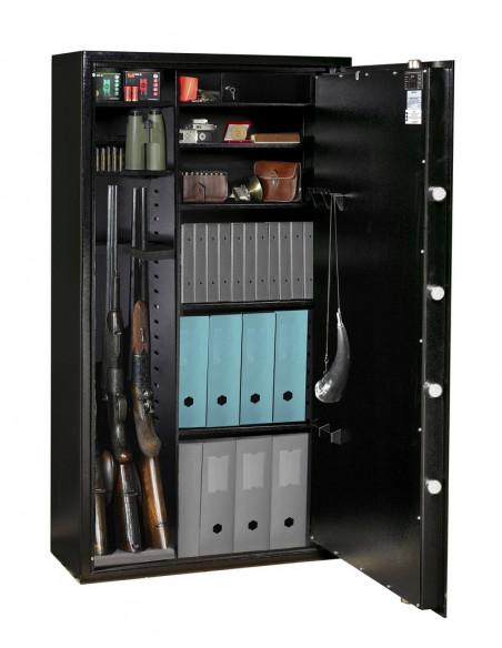 Armoire Forte Modulable Pour Armes Wt4030 Serrure A Cle