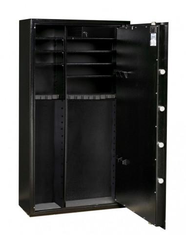 armoire-forte-fusils-Armoire Forte Modulable Pour Armes Wt430 Serrure À Clé