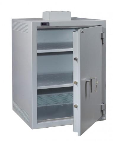 armoire-de-serveurs-Armoire Forte Hartmann Tresore Serveur Protect 0535 Avec Extracteur