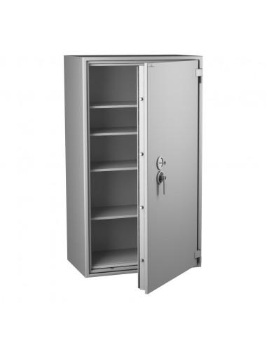 armoires-de-securite-Armoire Forte Ignifuge Papier 1 Heure Protect Fire 50 Serrure À Combinaison Électronique