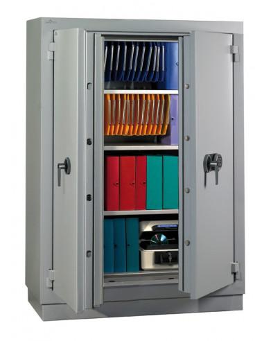 armoire-de-securite-Armoire Forte Ignifugé Paper 2 Heures Paper Fire 750 Serrure À Clés