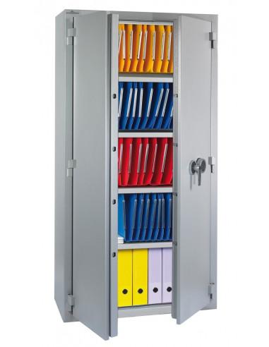 armoire-de-securite-Armoire Ignifuge Papier 30 Minutes Stop Fire 900 Serrure À Combinaison Électronique