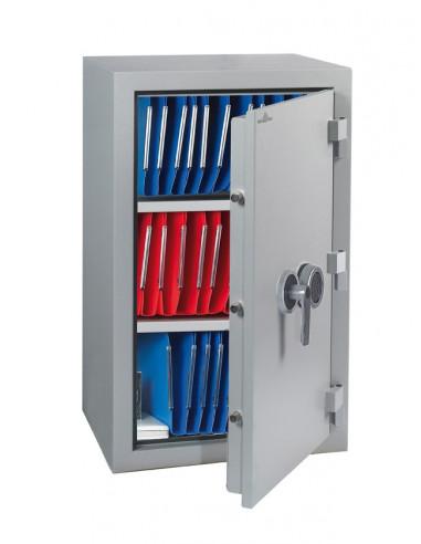 armoire-de-securite-Armoire Ignifuge Papier 30 Minutes Stop Fire 250 Serrure À Combinaison Électronique