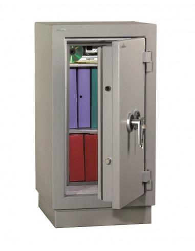 armoire-de-securite-Armoire Forte Ignifugé Paper 2 Heures Paper Duo 110 Serrure À Combinaison Électronique
