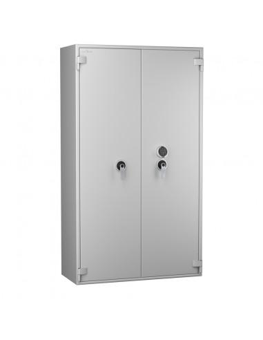 armoire-de-securite-Armoire Forte Ignifuge Papier 1 Heure Protect Fire 710 Serrure À Combinaison Électronique