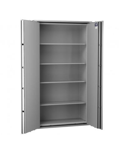 armoires-de-securite-Armoire Forte Ignifuge Papier 1 Heure Protect Fire 710 Serrure À Clés