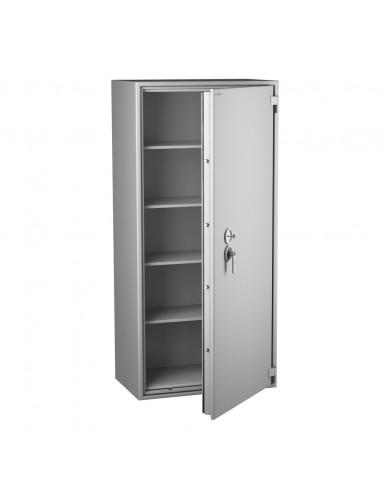 armoires-de-securite-Armoire Forte Ignifuge Papier 1 Heure Protect Fire 550 Serrure À Clés
