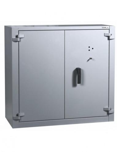 armoire-de-securite-Armoire Forte Fichet Bauche AF II 45 M3b & 3 Tubes