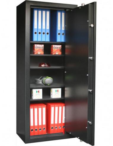 armoires-de-securite-Armoire Forte Infac 5 Étagères Amovibles C20S - Grand Modéle