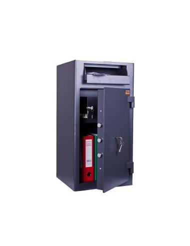 coffre-fort-de-depot-Coffre Fort De Dépôt Icare-Safe Classe S1 Serrure Electronique Deposit 2