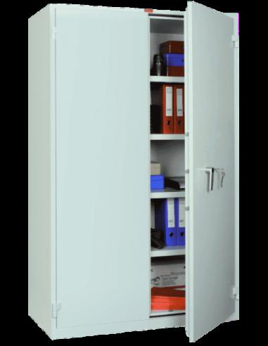 armoires-de-securite-Armoire Forte Ignifuge Icare-Safe Serrure A Clé First-Fire FF100K