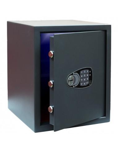 coffre-fort-maison-Coffre Fort De Sécurité Icare-Safe Serrure A Clé Et Electronique Smart 3