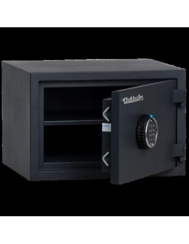 coffre-fort-ignifuge-30-minutes-Coffre De Securite Ignifuge ChubbSafes Home Safe S2 T 20 E -Electronique