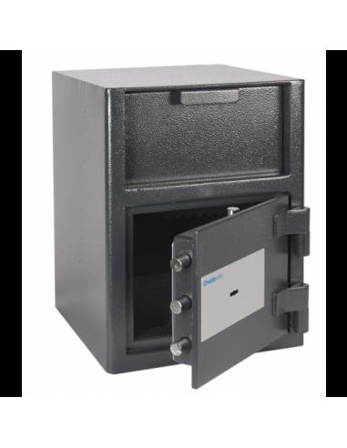 coffre-fort-Coffre De Depot ChubbSafes Omega Deposit 45 K / T1 -A Clé