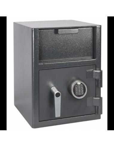 coffre-fort-agree-Coffre De Depot ChubbSafes Omega Deposit 45 E / T1 -Electronique
