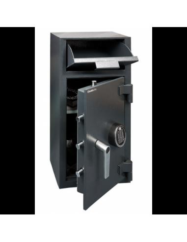 coffre-fort-agree-Coffre De Depot ChubbSafes Omega Deposit 70 E/ T2 -Electronique