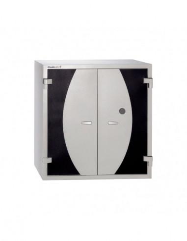armoires-de-securite-Armoire Ignifuge Papier ChubbSafes DPC 400W KL (A Clé Mauer 71111)