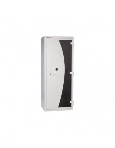 armoires-de-securite-Armoire Ignifuge Papier ChubbSafes DPC 400T Electronique (TITAN)