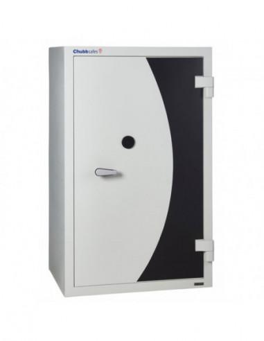 armoires-de-securite-Armoire Ignifuge Papier ChubbSafes DPC 240 KL-A clé + Combinaison Mécanique 3 Disques (S&G 6642)