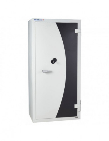 armoire-de-securite-Armoire Ignifuge Papier ChubbSafes DPC 320 KL-A clé + Combinaison Mécanique 3 Disques (S&G 6642)