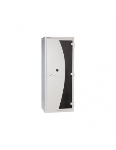 armoire-de-securite-Armoire Ignifuge Papier ChubbSafes DPC 400T KL-A clé + Combinaison Mécanique 3 Disques (S&G 6642)