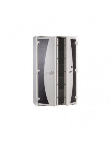 armoire-de-securite-Armoire Ignifuge Papier ChubbSafes DPC 670 KL-A clé + Combinaison Mécanique 3 Disques (S&G 6642)