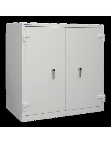 armoires-de-securite-Armoire Ignifuge Papier ChubbSafes DUPLEX 450 Electronique