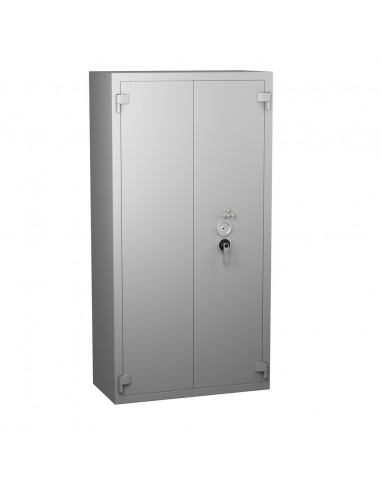 armoire-de-securite-Armoire Forte Blindée Star Protect 900 Serrure A Clés A2P + Combinaison 4 Tubes Compteurs