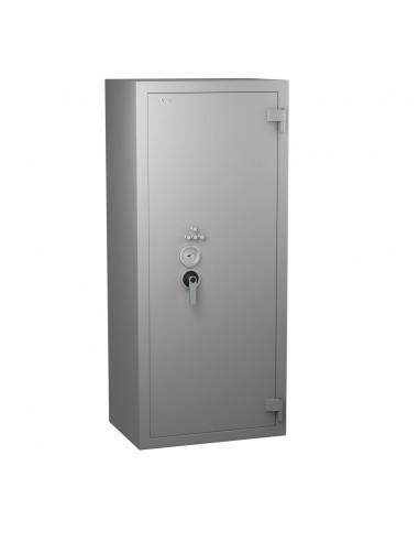 armoires-de-securite-Armoire Forte Anti-Feu Super Protect 370 Serrure à clés A2P + combinaison 4 tubes compteurs