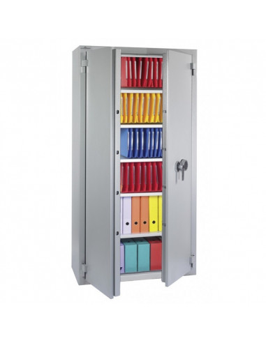 armoire-de-securite-Armoire Forte Anti-Feu Super Protect 900 Serrure À Clés