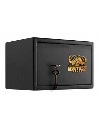 armoire-a-fusil-Coffre Premium Pour Armes De Poing À Clef - Buffalo River