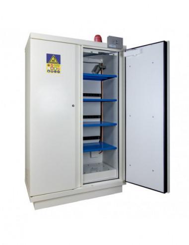 armoire-produits-chimique-Armoire De Sécurité - Haute 2 Portes À Équiper -795+Li